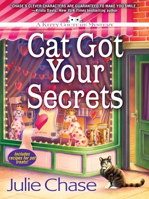 cover image of Cat Got Your Secrets